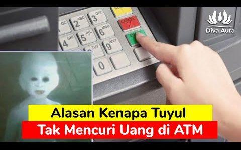 Terjawab! Inilah Alasan Kenapa Tuyul Tak Pernah Mencuri Uang di ATM